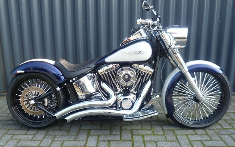 SOFTAIL OLD STYLE BLUE 2005