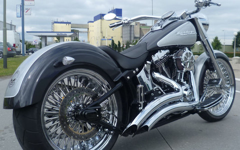 METAL-SILVER SOFTAIL