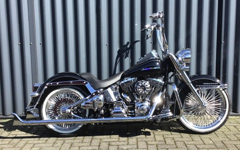 MEXICAN STYLE SOFTAIL DELUXE 2016
